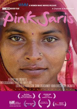 Pink Saris - Female Political Activists in India