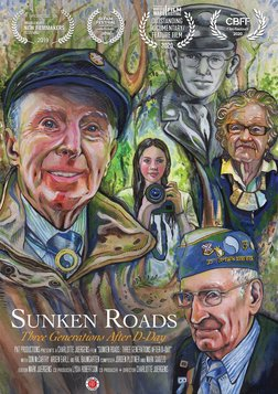 Sunken Roads: Three Generations After D-Day