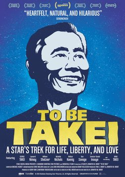 To Be Takei - Actor and Activist, George Takei