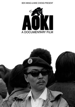 Aoki - An Asian American Black Panther