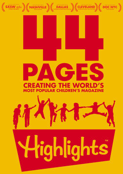 44 Pages - Making Highlights Magazine