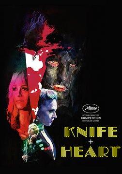 Knife+Heart - Un couteau dans le coeur