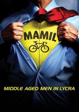 Mamil - Middle Aged Men in Lycra
