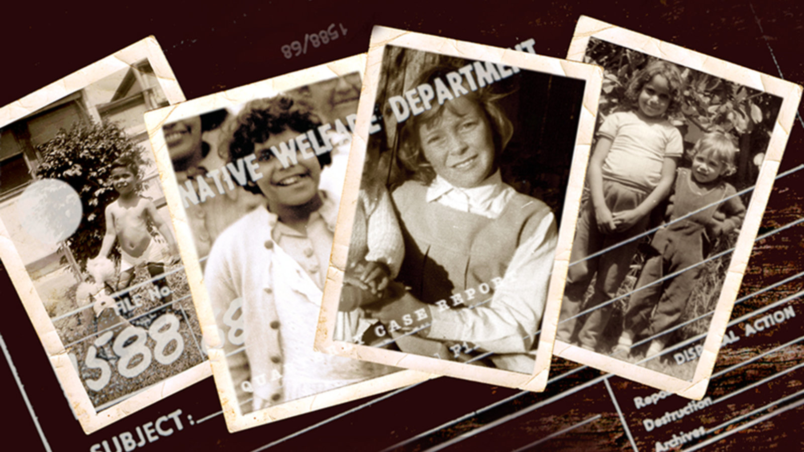 Why Me? - Stolen Generations
