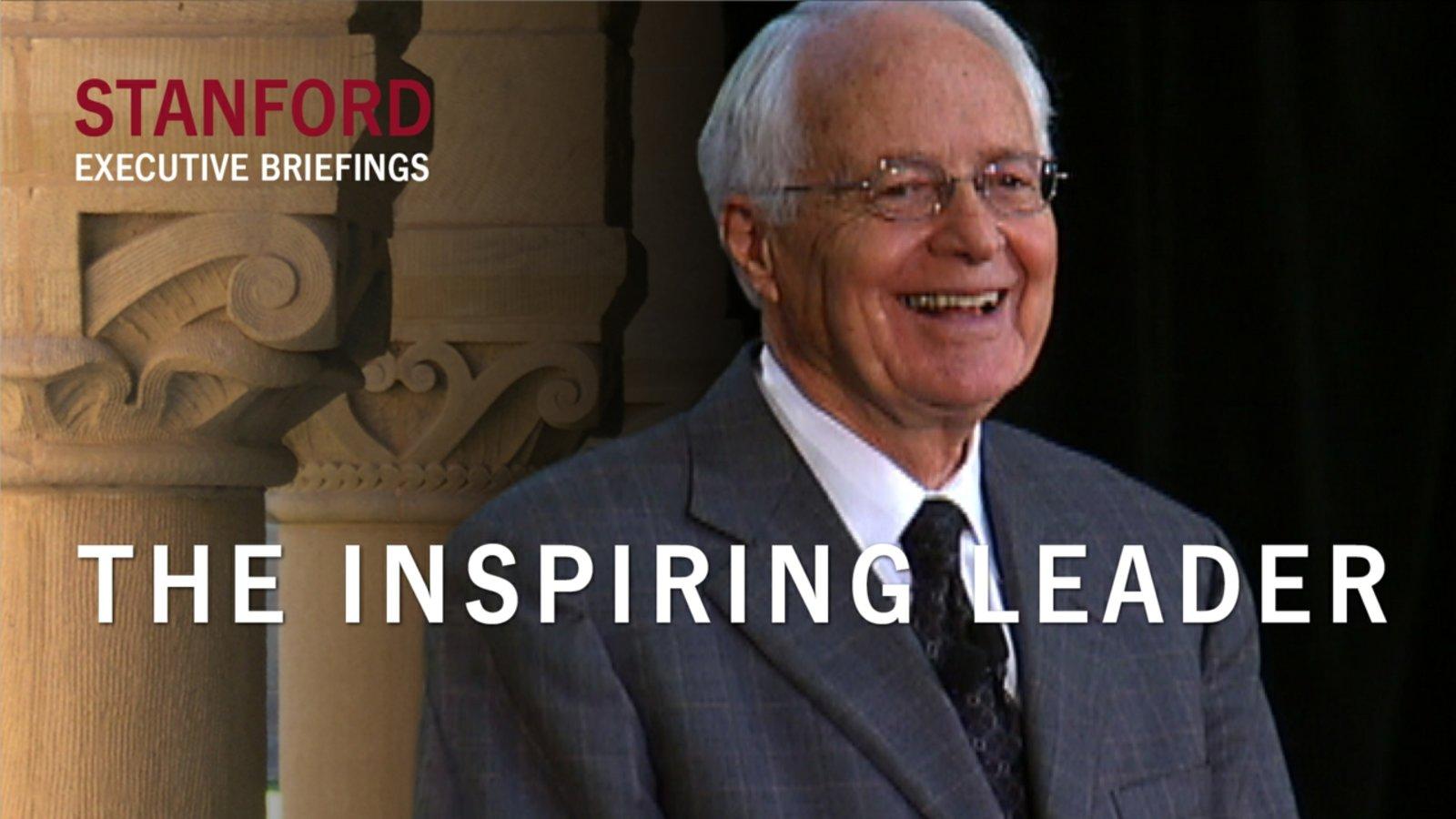 Jack Zenger - The Inspiring Leader
