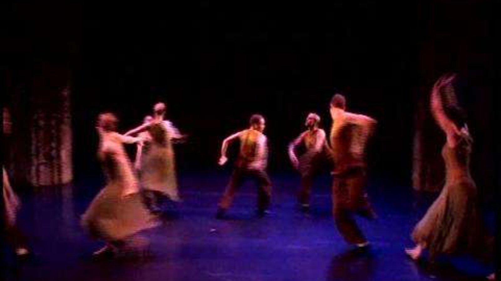 Jazzdance by Danny Buraczeski