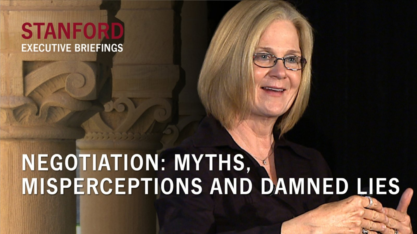 Negotiation - Myths, Misperceptions and Damned Lies by Margaret Neale