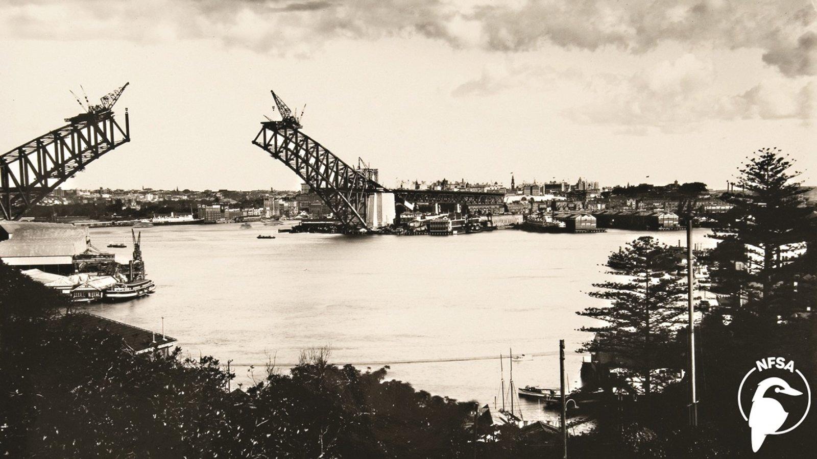 The Bridge (Constructing Australia Series)