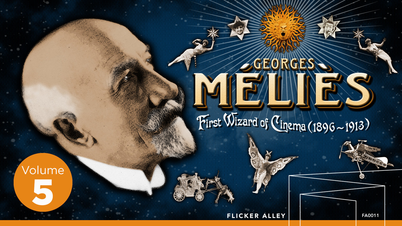 Georges Melies: First Wizard of Cinema Volume Five