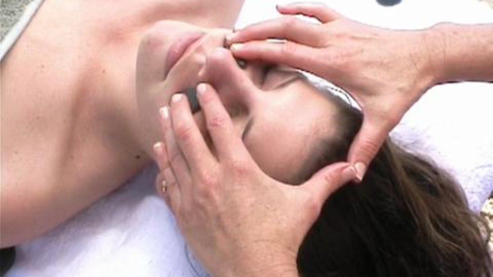 Healing Stone Massage