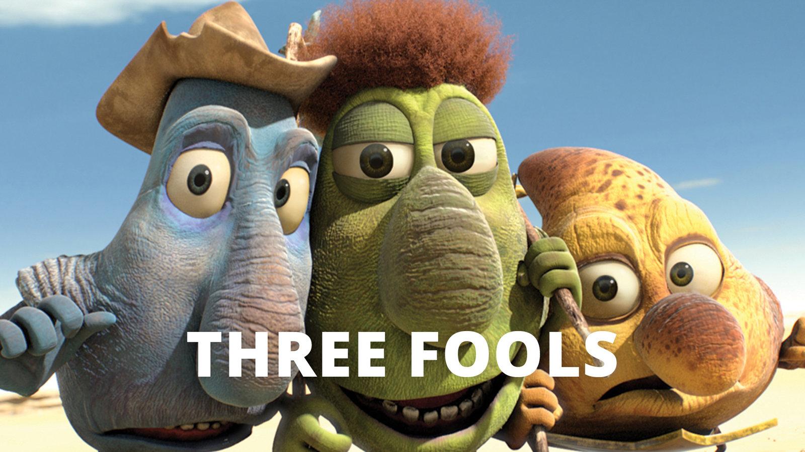 Three Fools