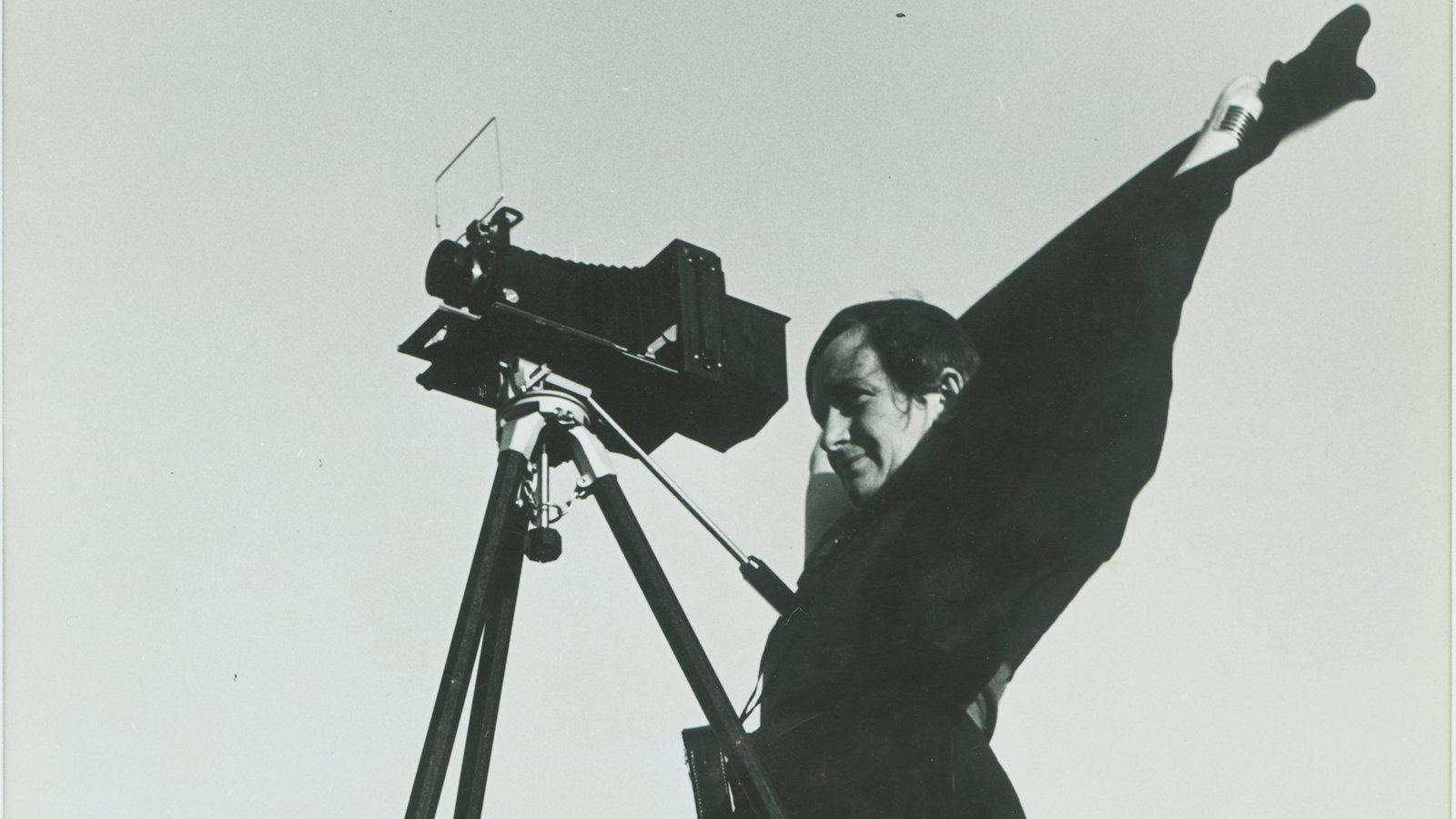 Dorothea Lange - Grab a Hunk of Lightning