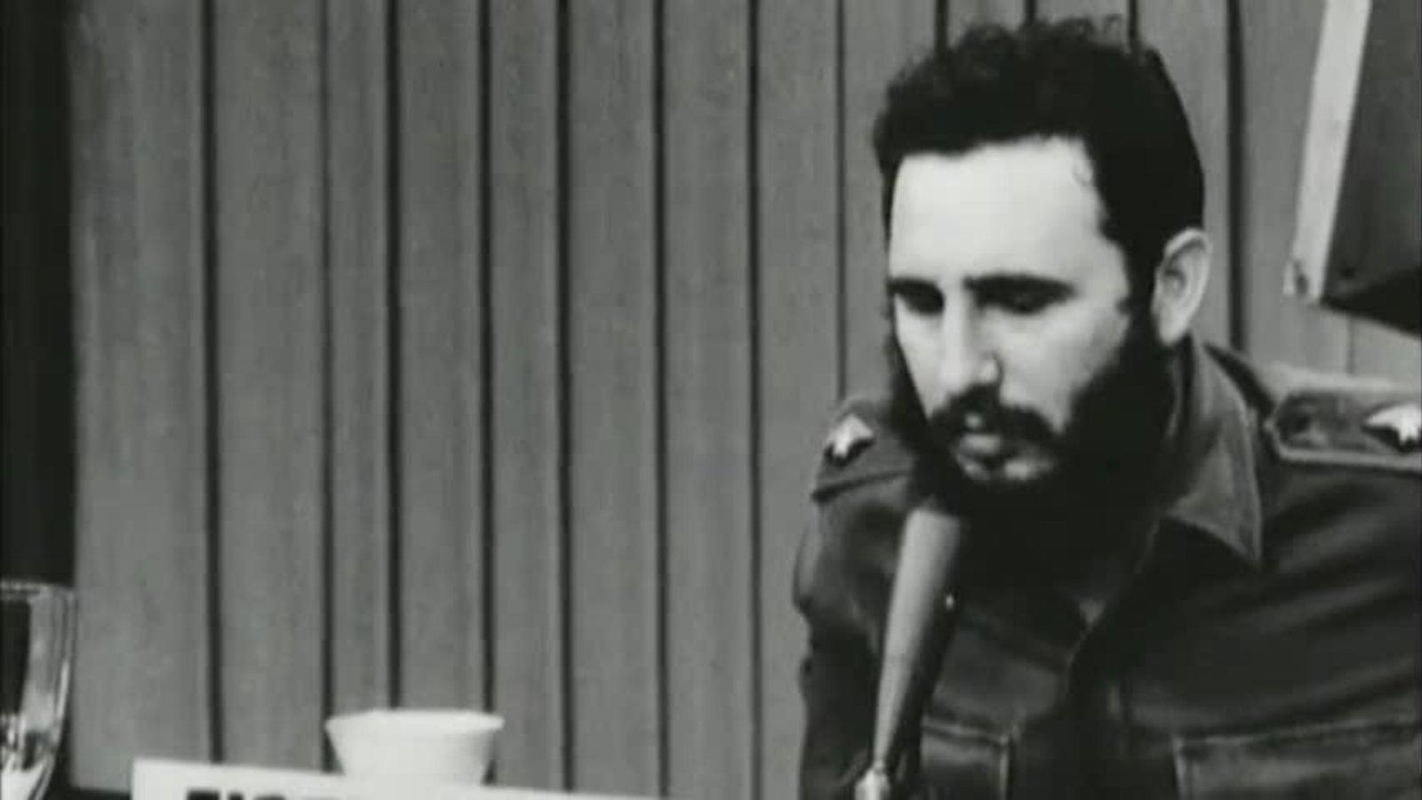 The Fidel Castro Tapes
