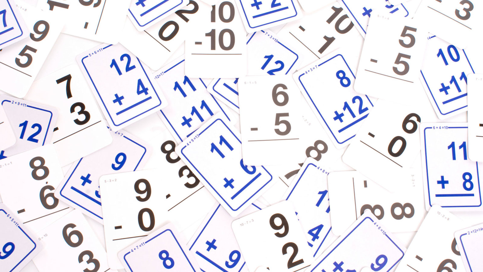 Mental Addition and Subtraction