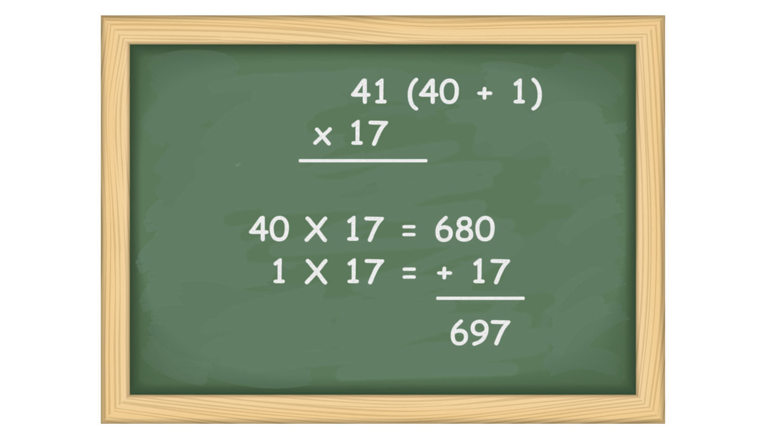 Intermediate Multiplication