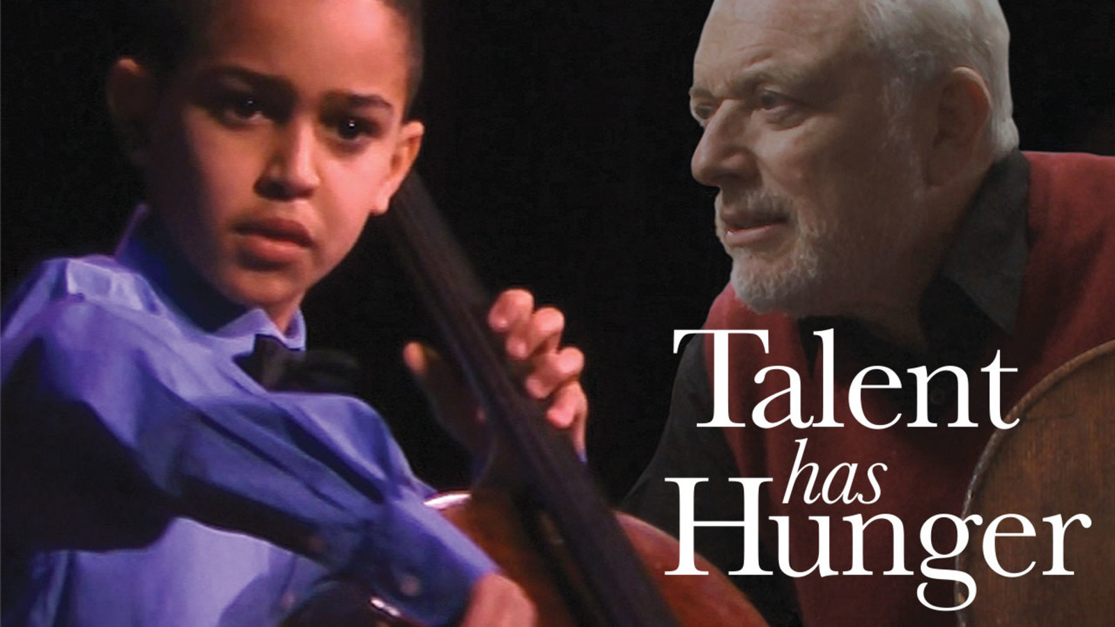 Talent Has Hunger - Teaching Passion