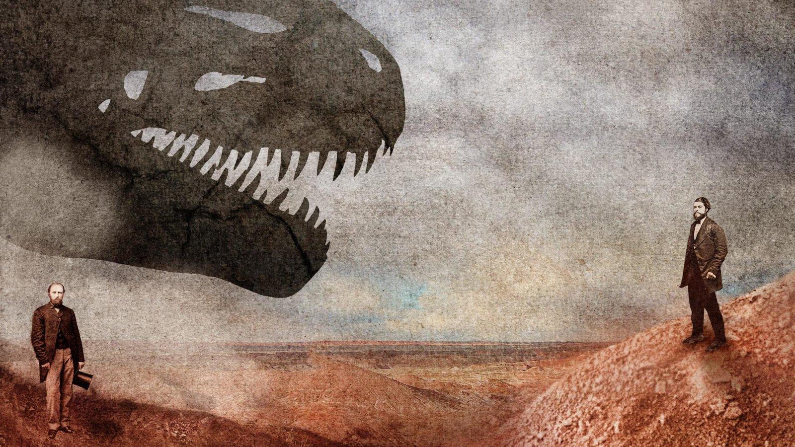 Dinosaur Wars