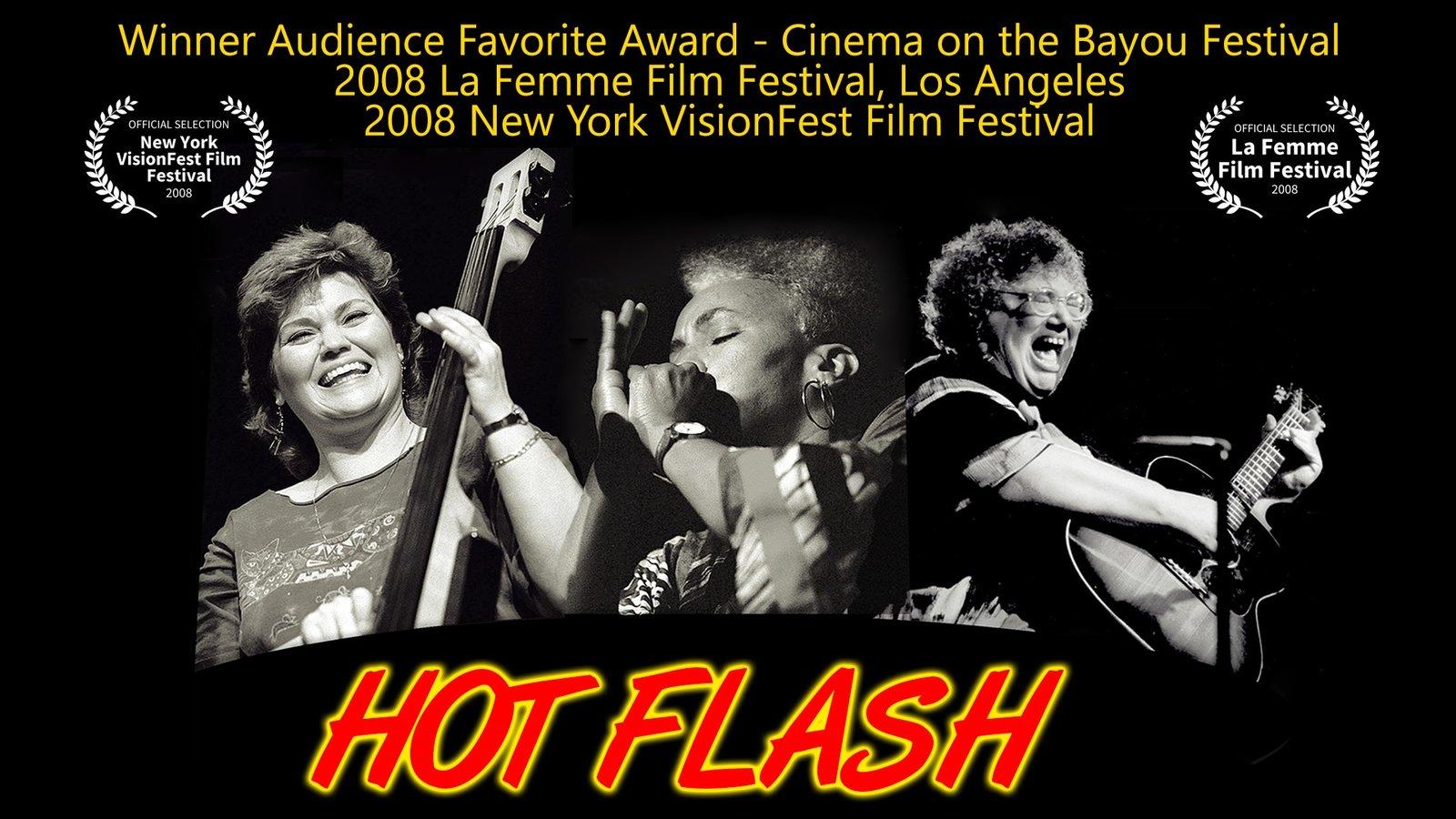 Hot Flash - Legendary Female Blues Band - Saffire