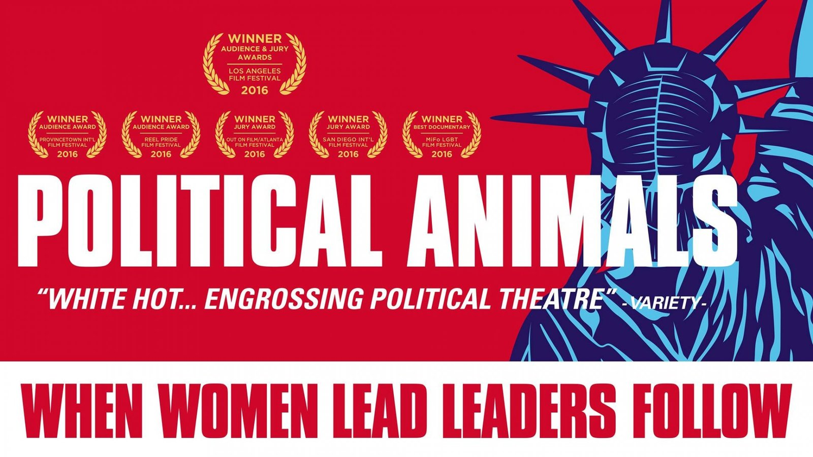 Political Animals - Pioneering Women Who Paved the Way for LGBT Equality