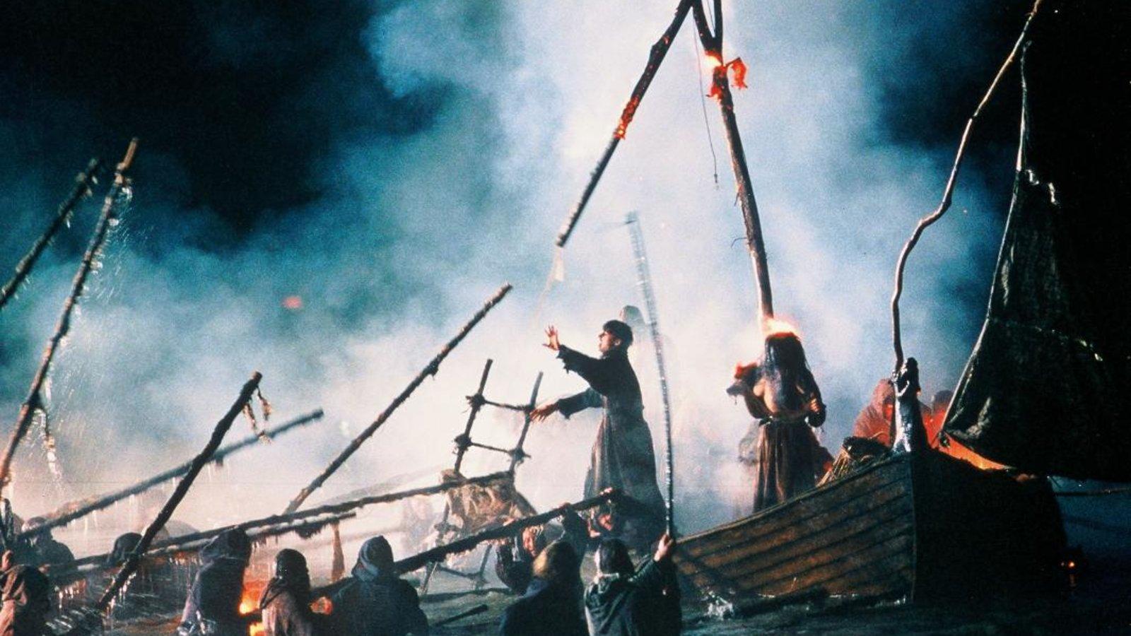 A Medieval Odyssey: The Navigator