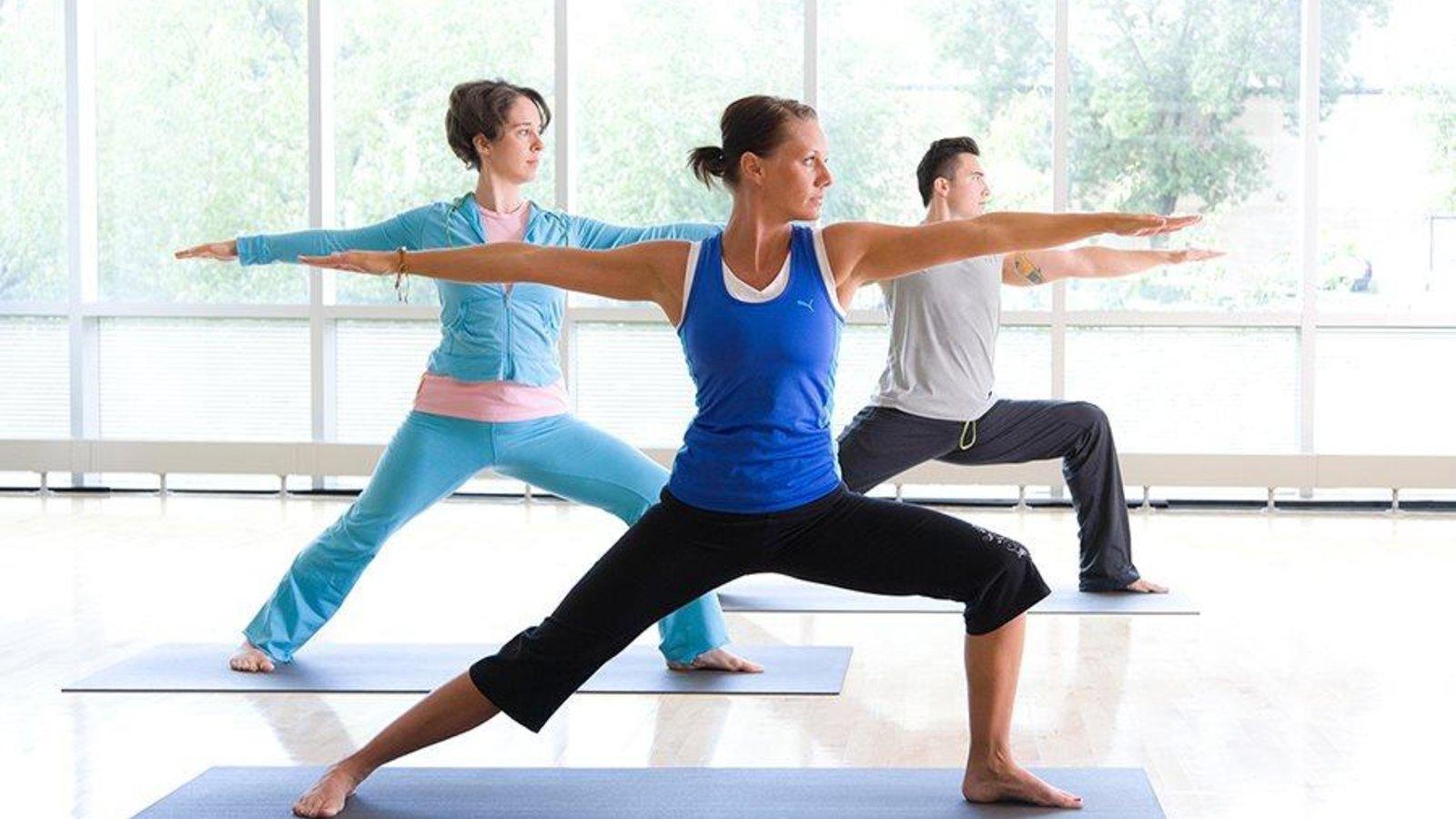 Qi Gong Yoga