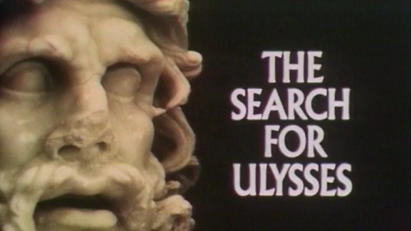 The Search for Ulysses
