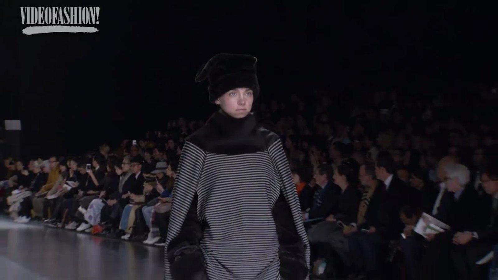 Dior, Balenciaga, Issey Miyake and Andrew Gn - Paris Fall 2016