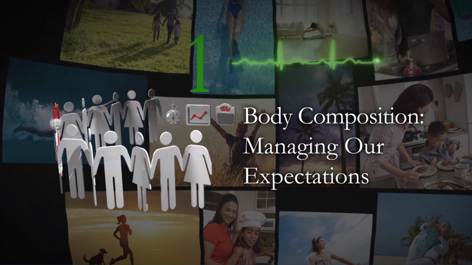 Body Composition: Managing Our Expectations