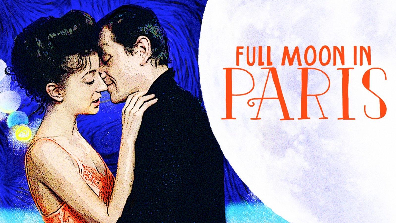 Full Moon in Paris - Les nuits de la pleine lune