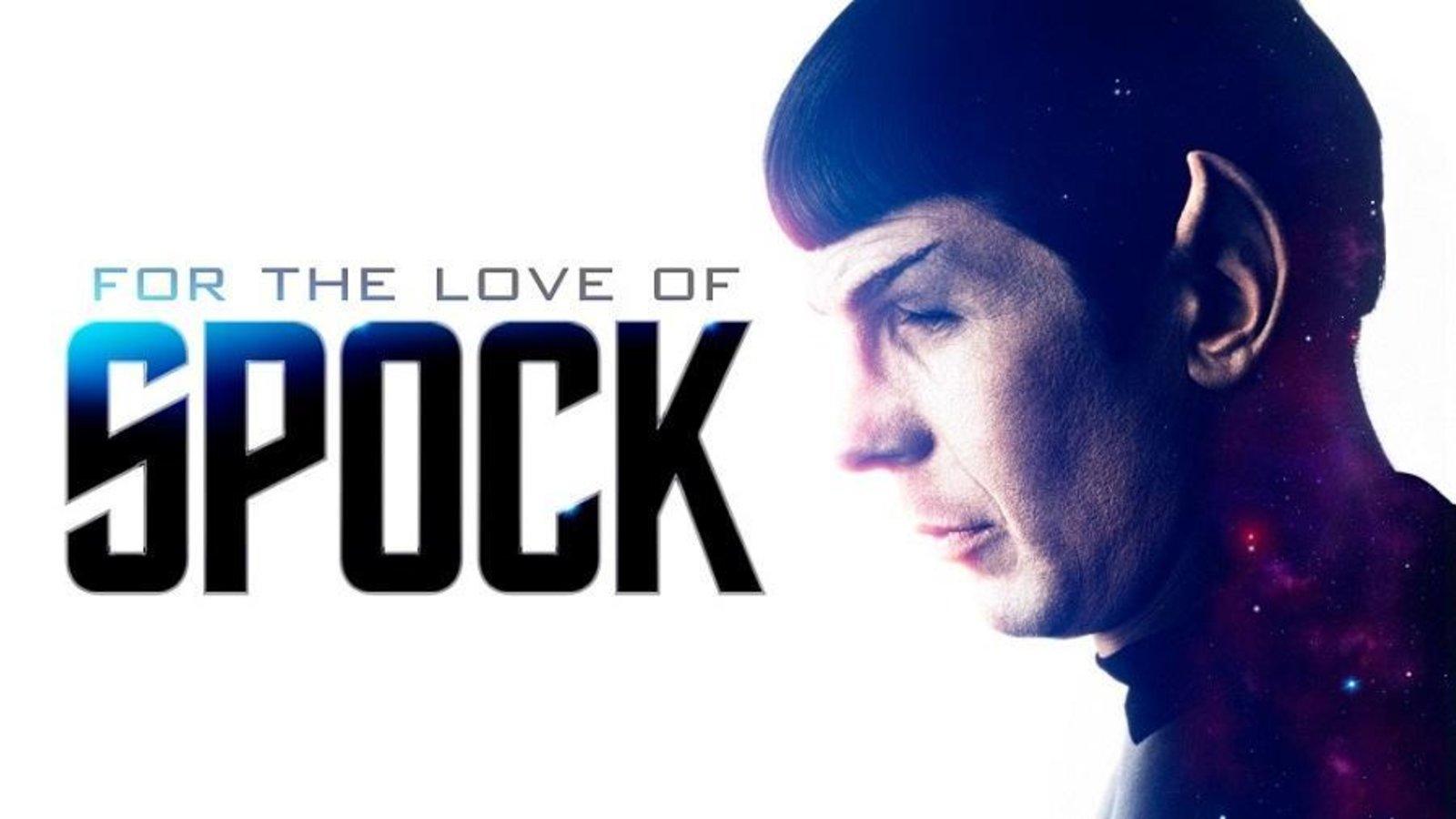 For the Love of Spock - The Life of Star Trek's Leonard Nimoy