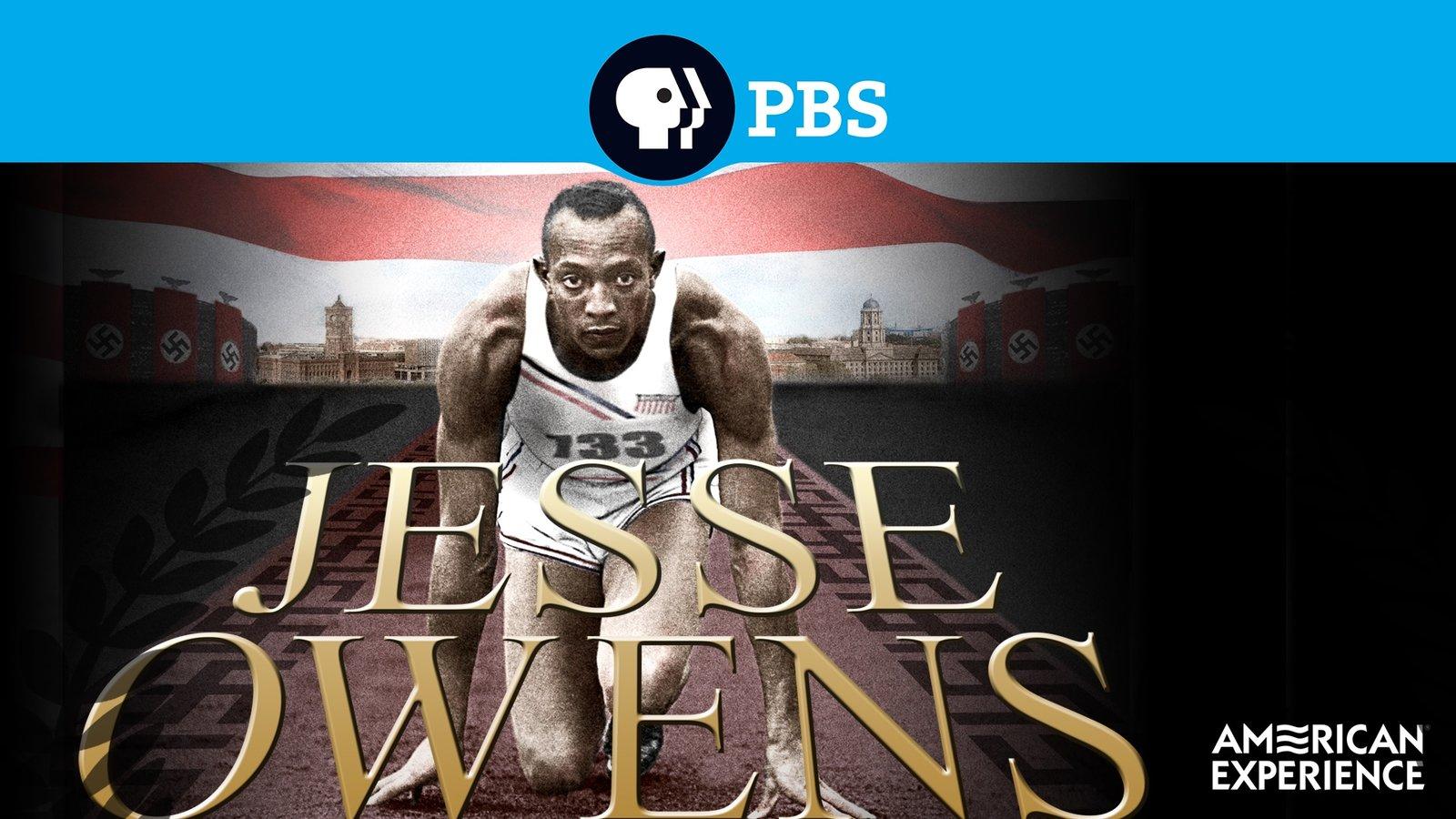 Jesse Owens - An Olympic Athlete