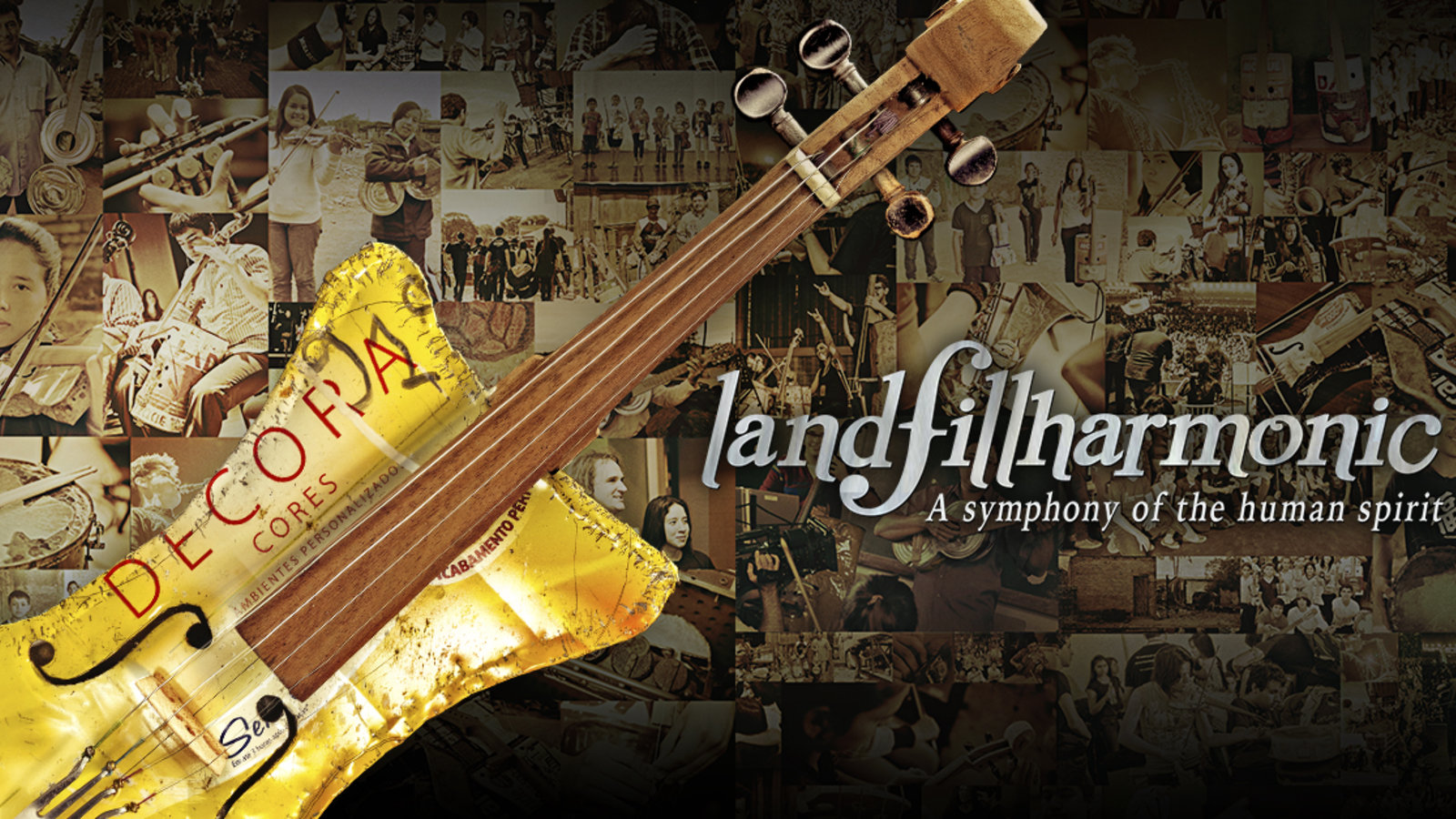Landfill Harmonic - A Symphony of the Human Spirit