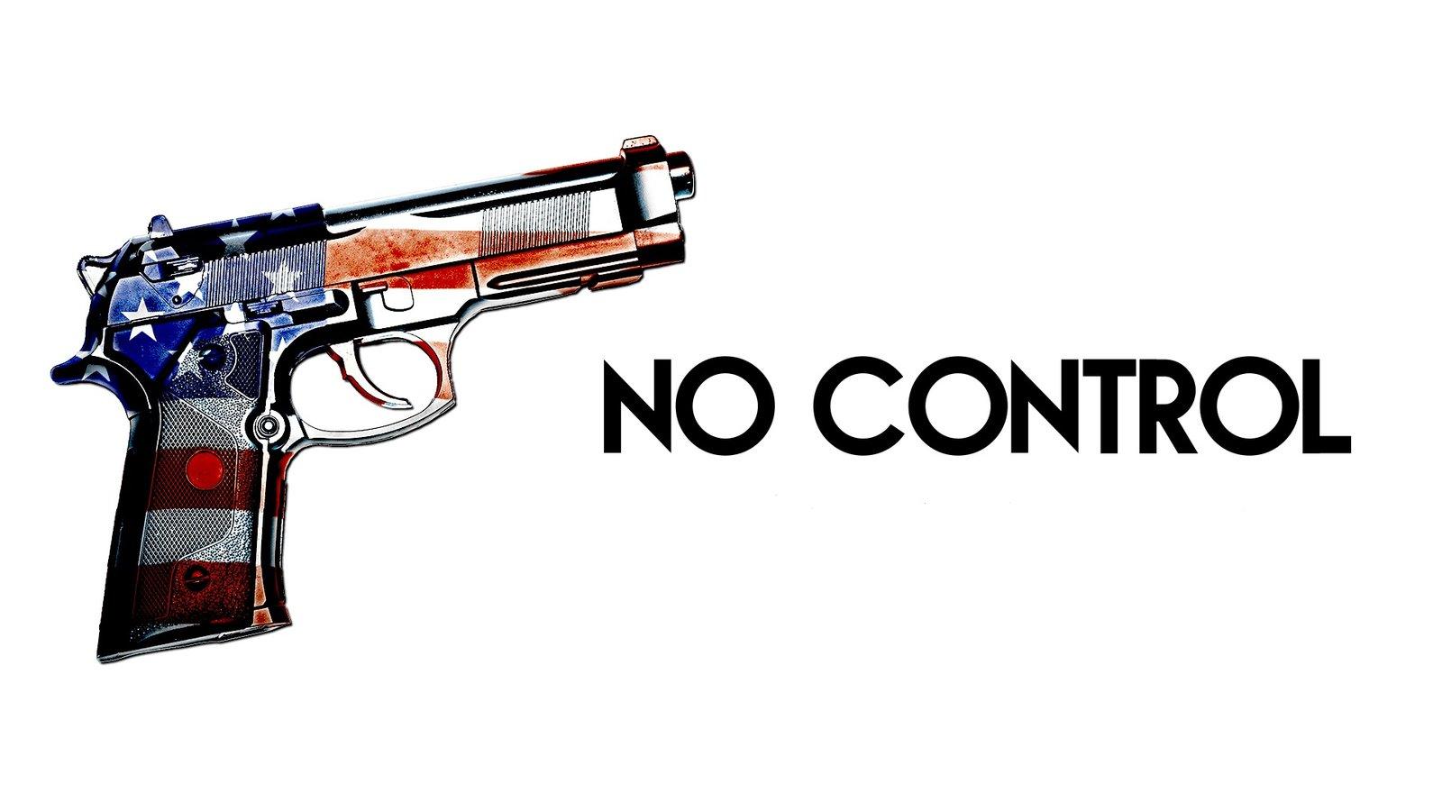 No Control - The Debate Over Gun Control in America