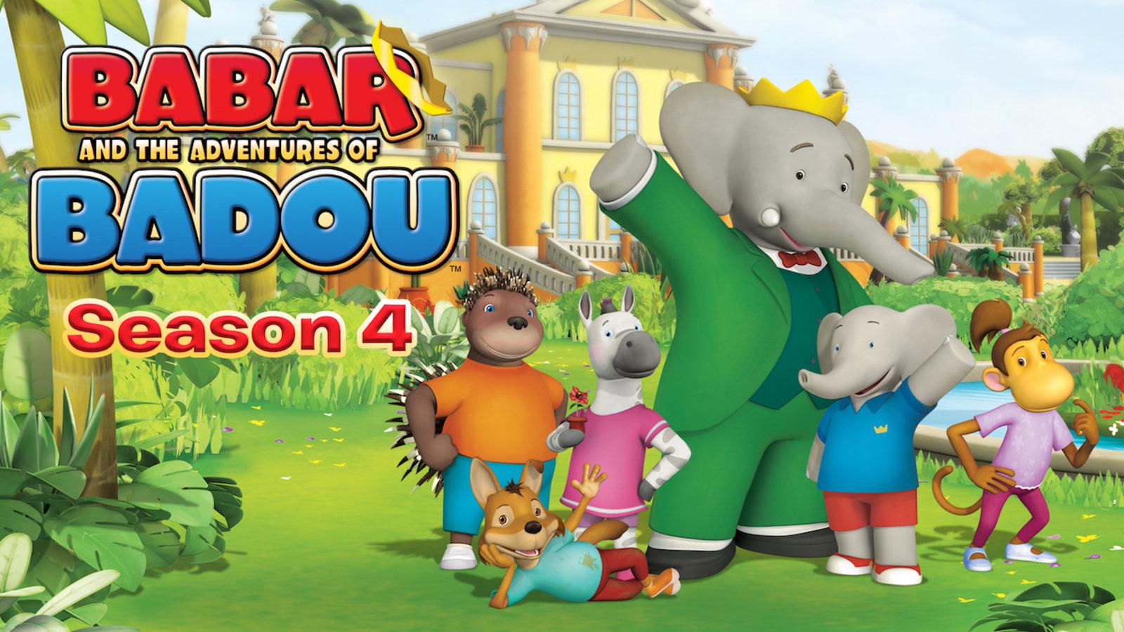 Babar and the Adventures of Badou Season 4