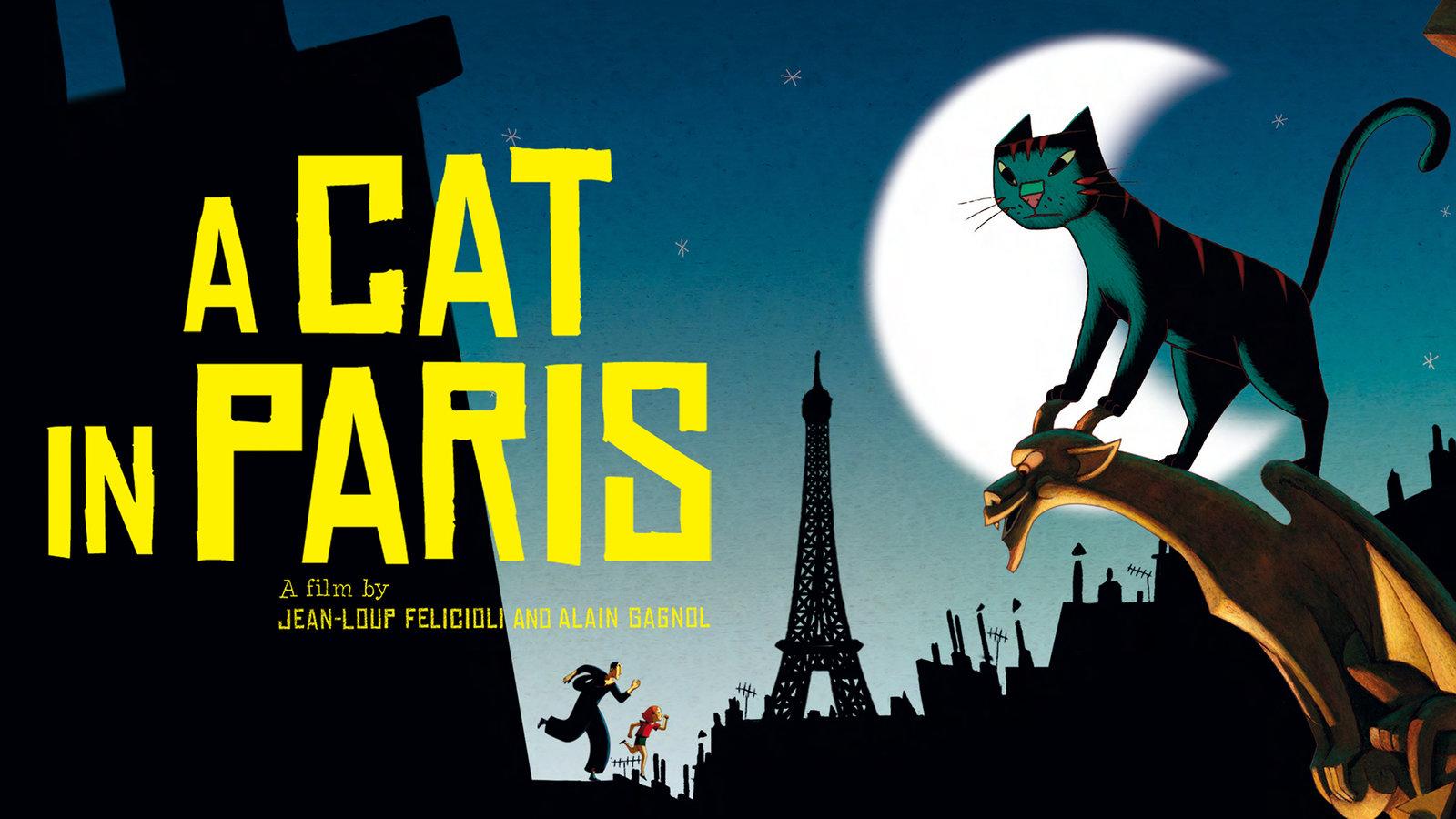 A Cat in Paris - Une vie de chat