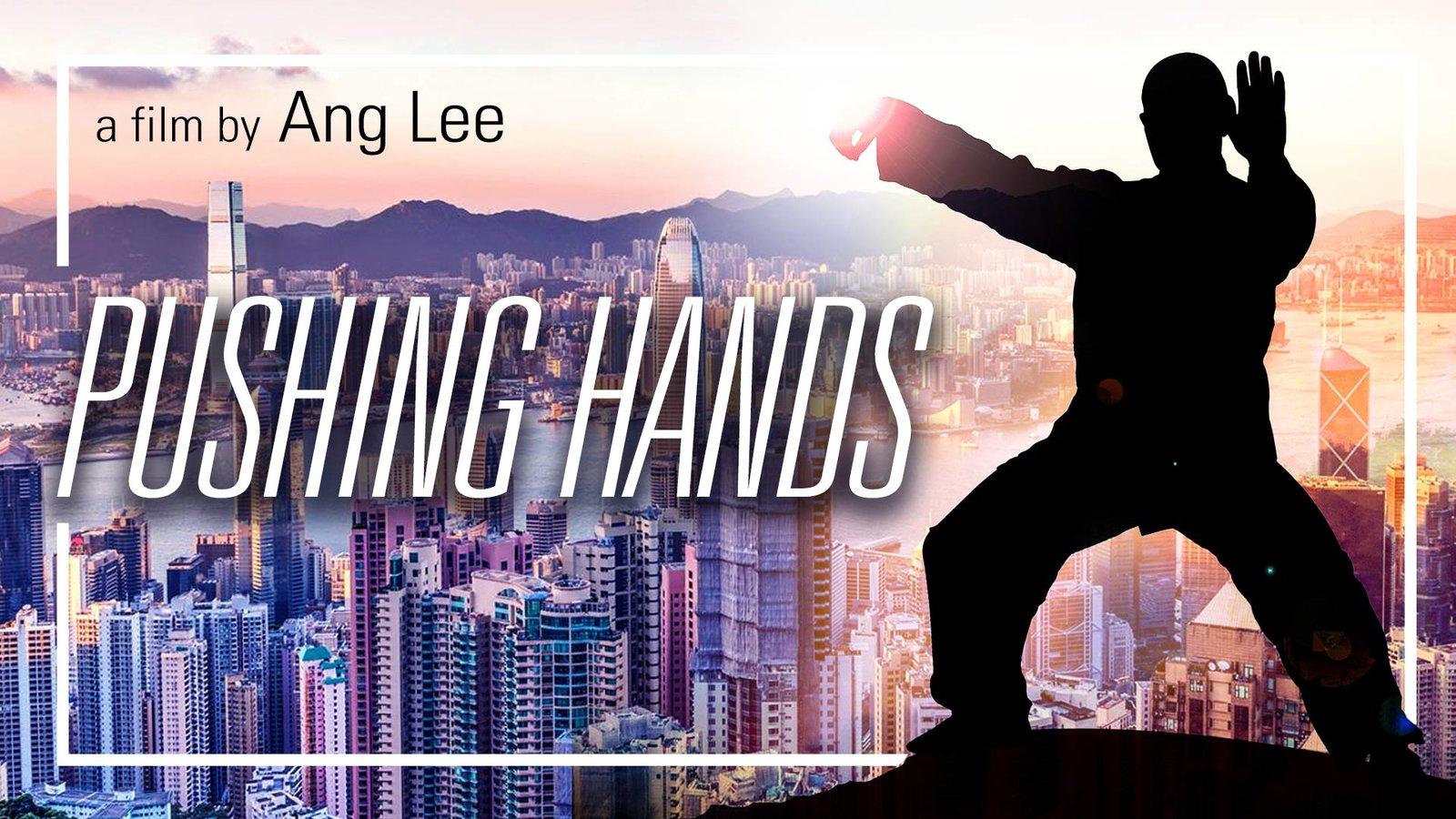 Pushing Hands - Tui shou