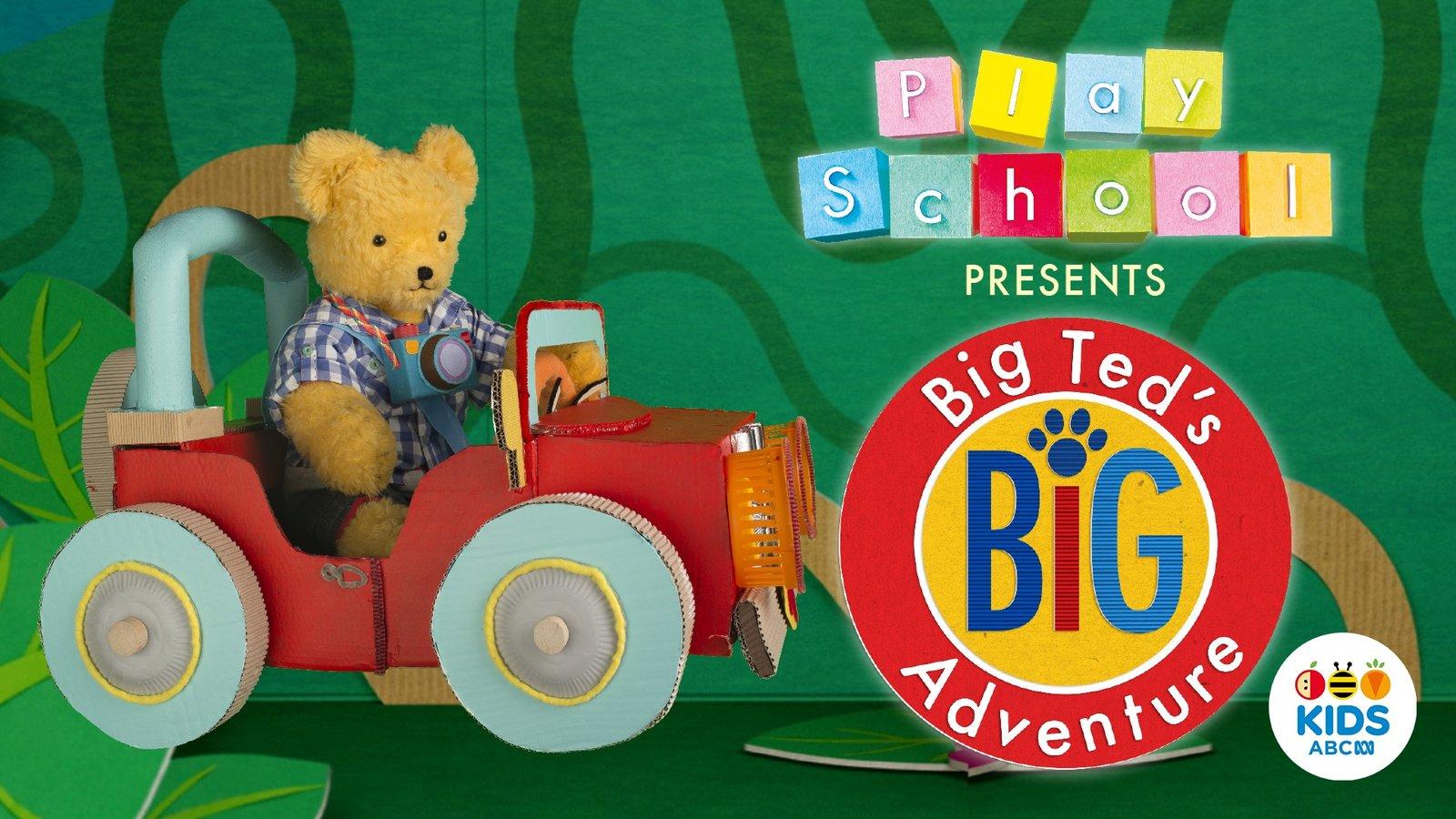Big Ted's Big Adventure
