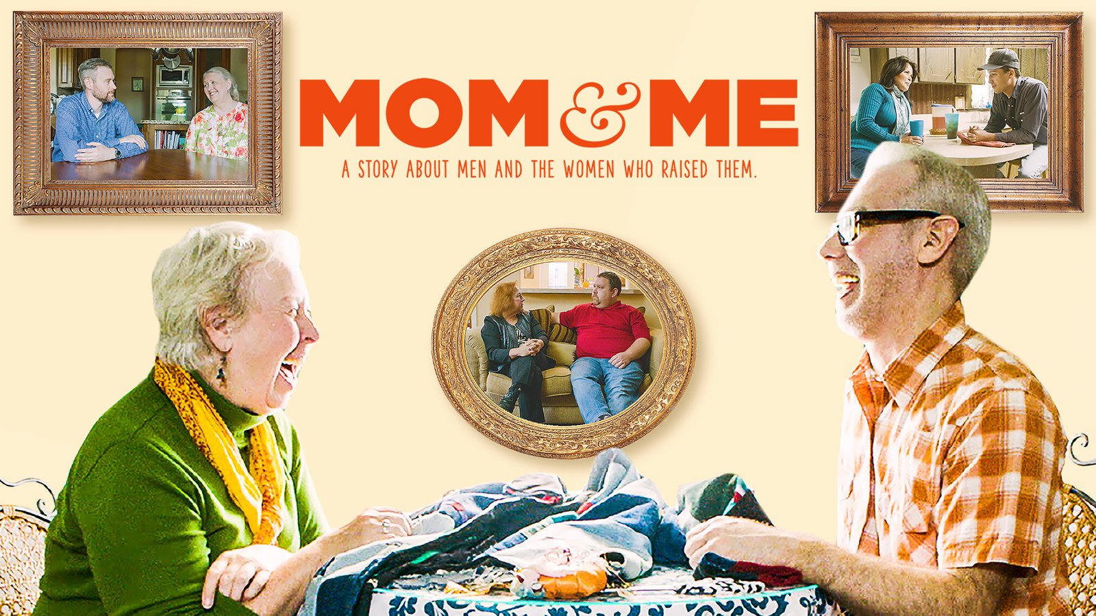 Mom and Me - Tough Guys and the Women Who Raised Them