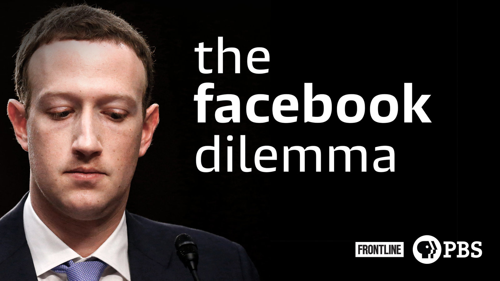 Frontline: The Facebook Dilemma