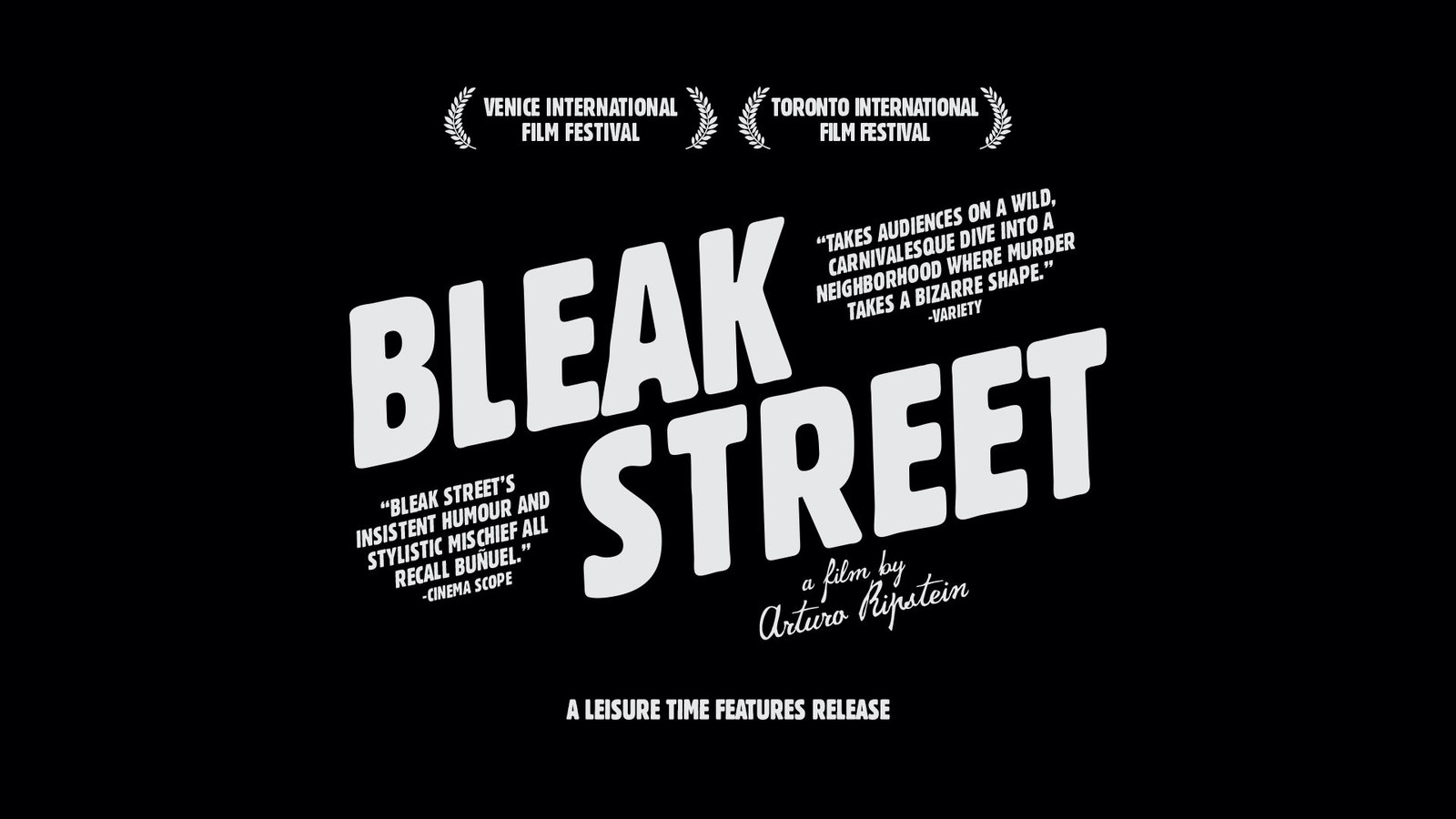 Bleak Street - La Calle de la Amargura