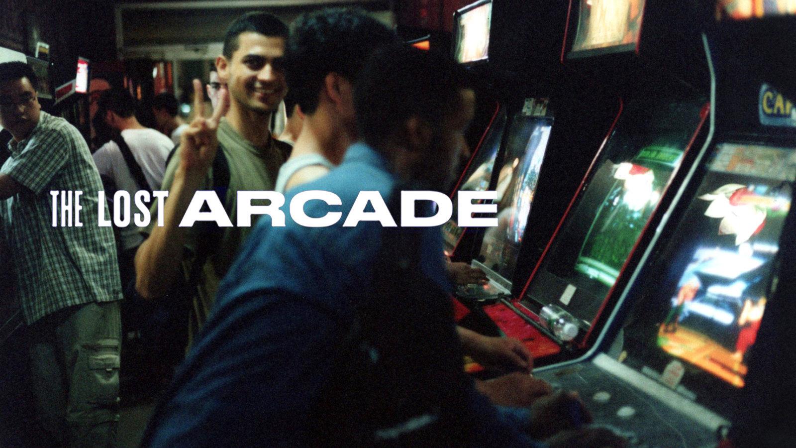 The Lost Arcade - The History of a Pop Culture Phenomenon