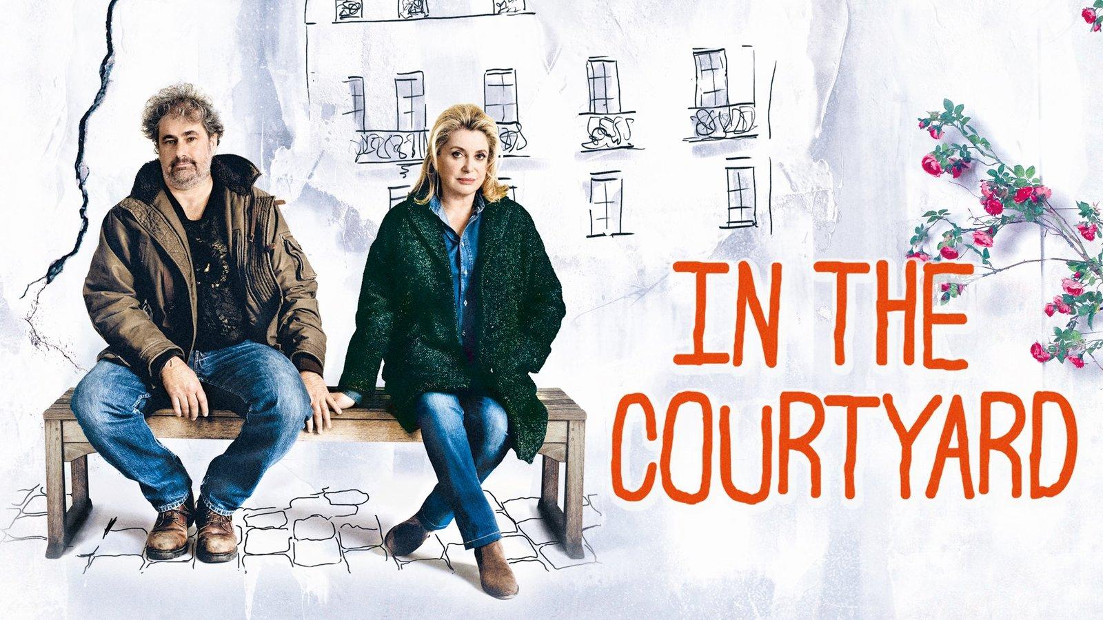 In the Courtyard - Dans la cour