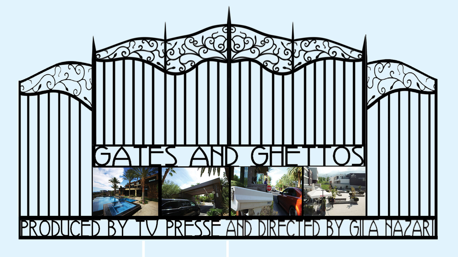 Gates and Ghettos - The Rise of Luxury Gated Communities