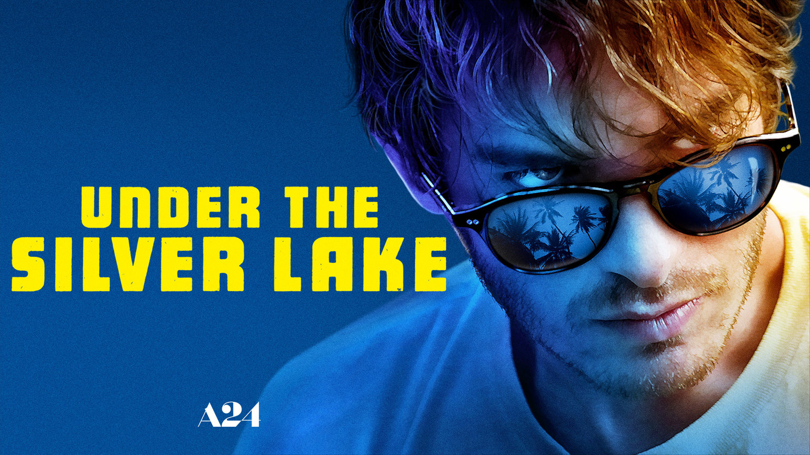Under the Silver Lake | Kanopy