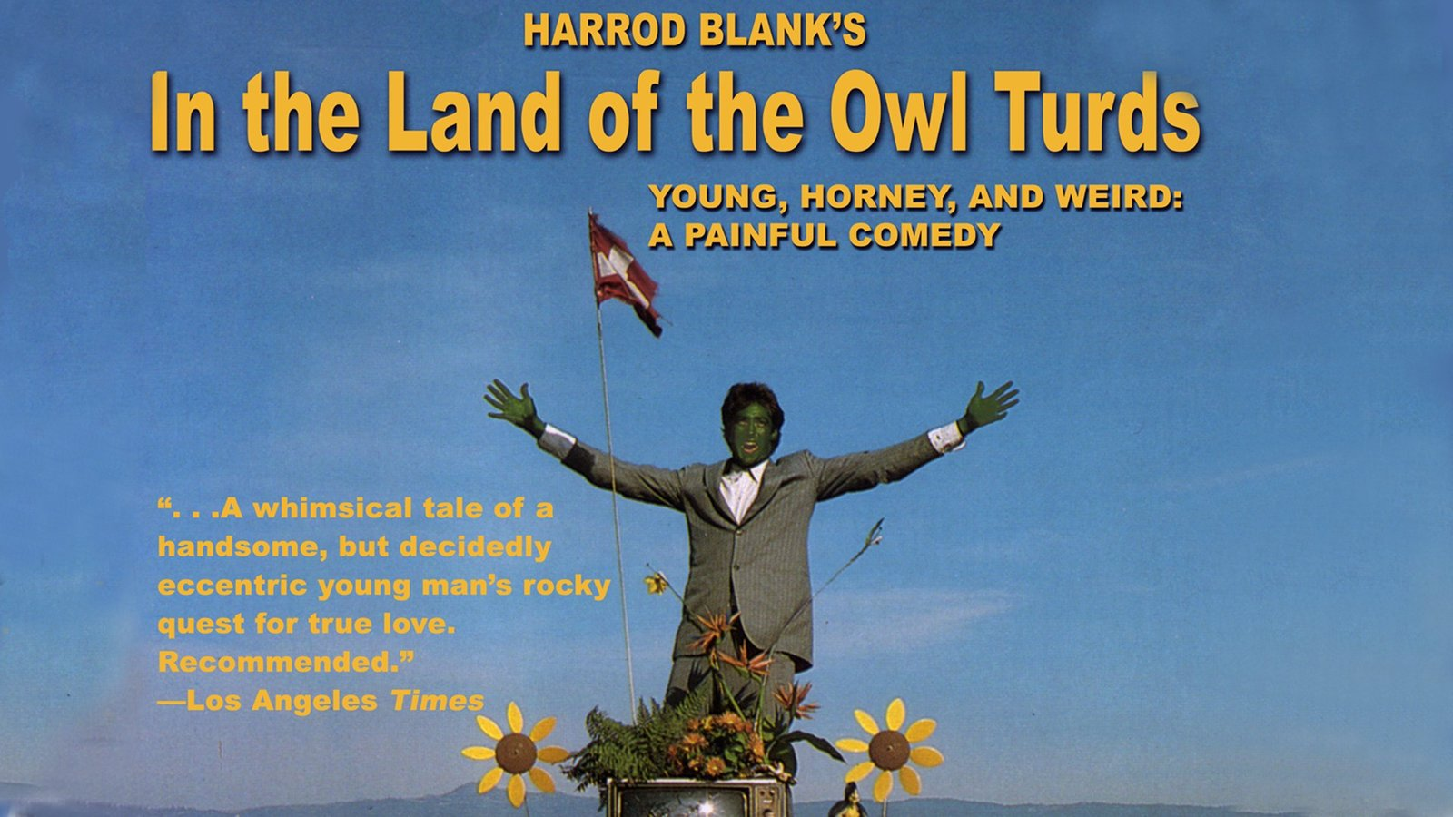 In the Land of the Owl Turds