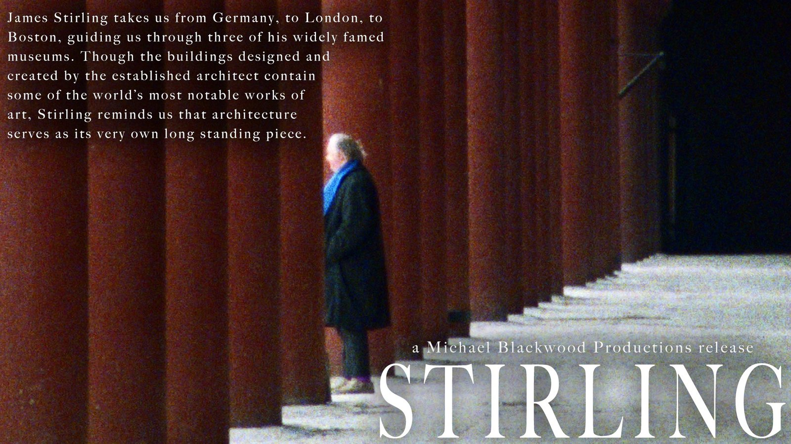 Stirling - Three Museums Designed by James Stirling