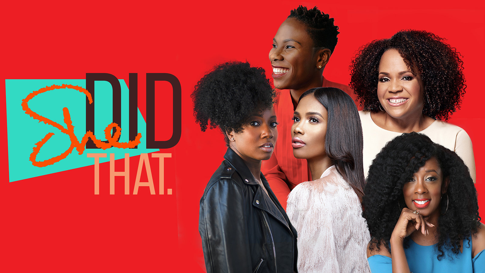 She Did That - The Passionate Pursuits of Black women Entrepreneurs