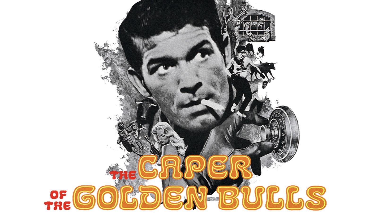 Caper of the Golden Bulls