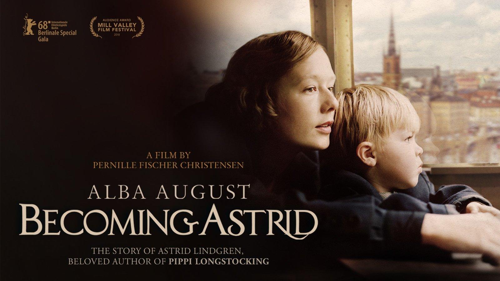 Becoming Astrid - Unga Astrid