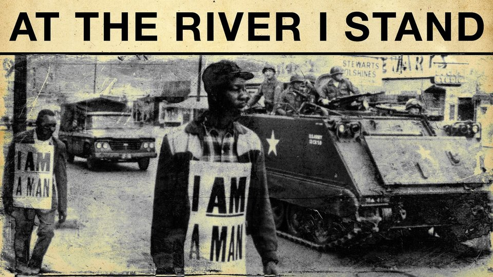 At the River I Stand